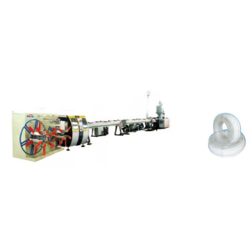 KR系列PE-RT,單層/三層/五層復合共擠高速擠出生產線