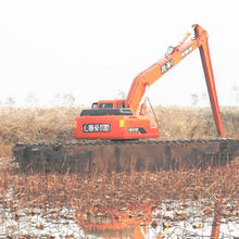 大蘆湖清淤
