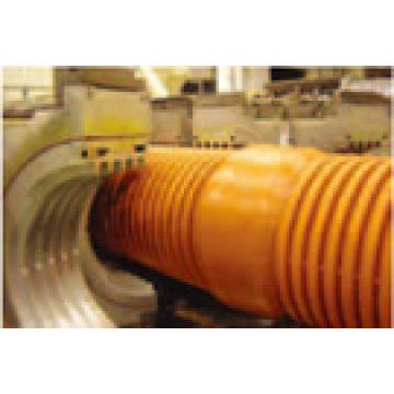 雙壁波紋管擠出生產線 - KR系列