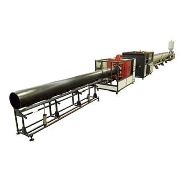 復合管材高速擠出生產線 - KR系列特種工程管道