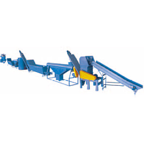 KR系列PE.PP薄膜回收清洗設備