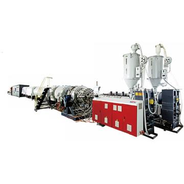 KR系列PE給水、燃氣及多層共擠復合管材生產線
